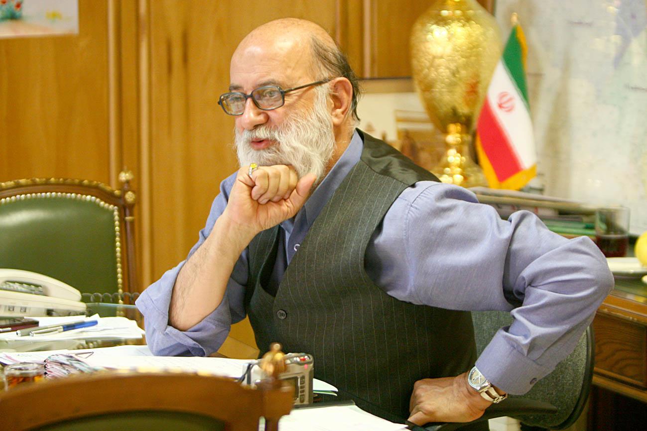 نظر رئیس شورای شهر تهران راجع دارالقرآن اکباتان