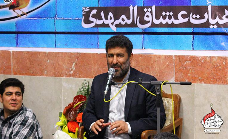 بیت الحسین حضرت عبدالعظیم حسنی علیه السلام افتتاح شد +عکس و صوت